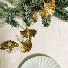 Ginko Leaves garland  EW-4641B