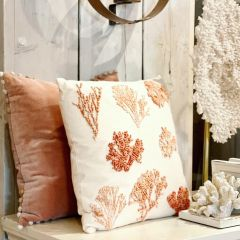 Corals cushion