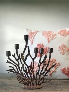Candle holder Coral EW-5301